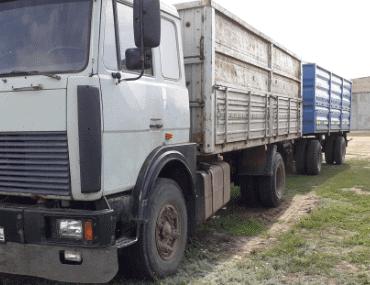 Зерновоз МАЗ - выкуп в Красноярске
