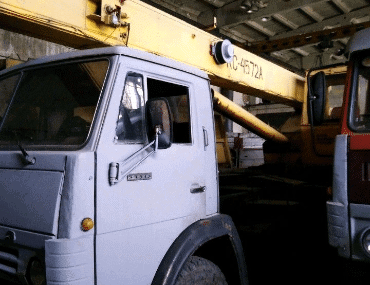 Автокран КамАЗ - выкуп в Красноярске