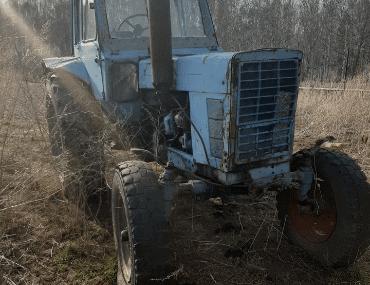Трактор МТЗ-80 - выкуп в Красноярске