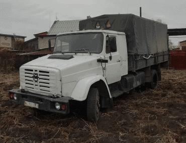 ЗИЛ 4331 - выкуп в Красноярске
