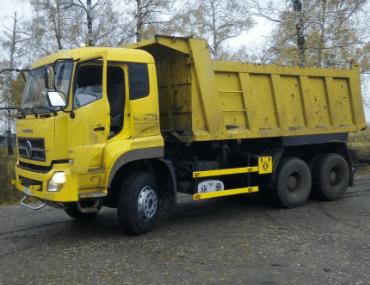 Самосвал DongFeng - выкуп в Красноярске
